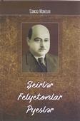 <b>Mənsur, Səməd.</b> Şeirlər, felyetonlar, pyeslər / S. Mənsur.- Bakı: Şərq-Qərb, 2019.- 456 s.
