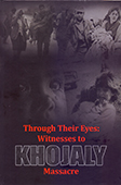 Through Their Eyes: Witnesses to Khojaly Massacre / author of the idea A. Hasanov.- Baku: Azerbaijan State Translation Centre, 2019.- 165 p.- İngilis dilində.