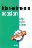 <b>Robbins, Stiven.</b> İdarəetmənin əsasları / S. Robbins, M. Koulter, D. Desenzo.- Bakı: TEAS Press, 2019.- 528 s.